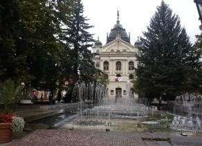 Košice, Slovakia photo by: W. Suski