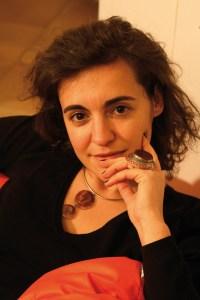 Slow Words founder Diana Marrone