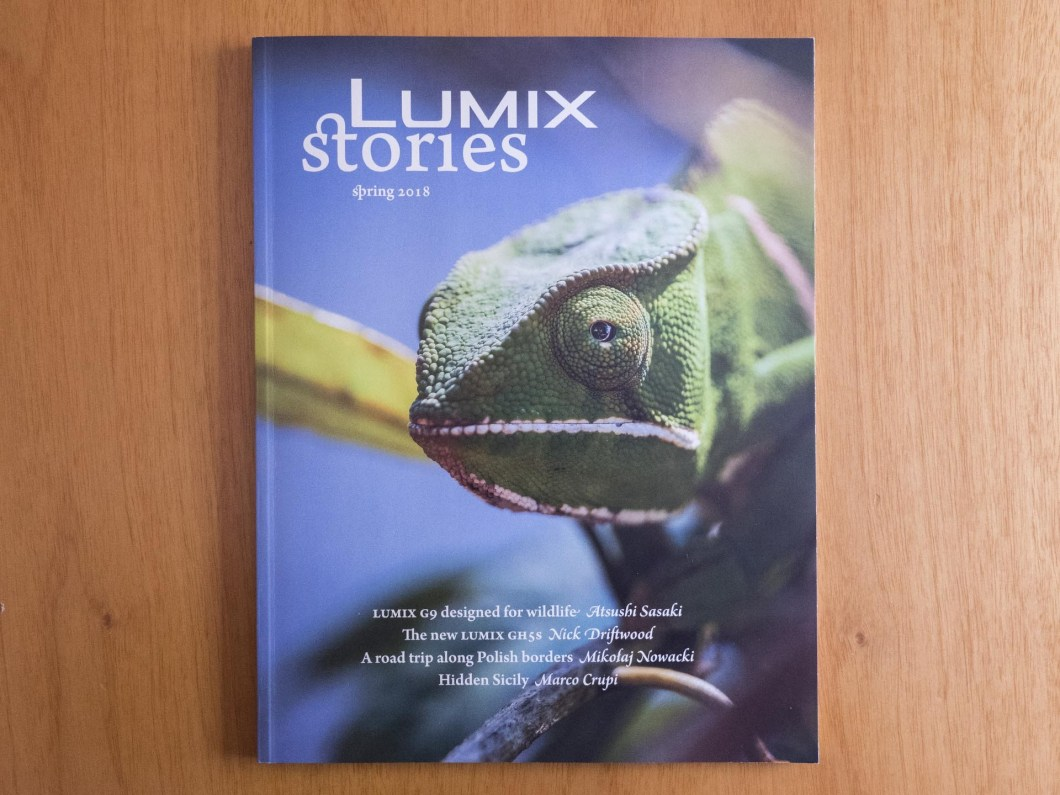 Cover Lumix Stories