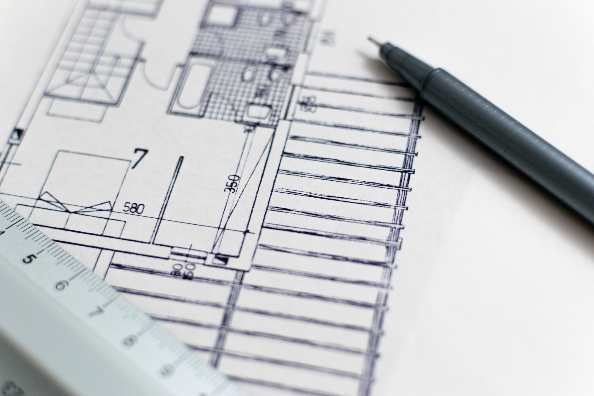 architecture plans dessin picture