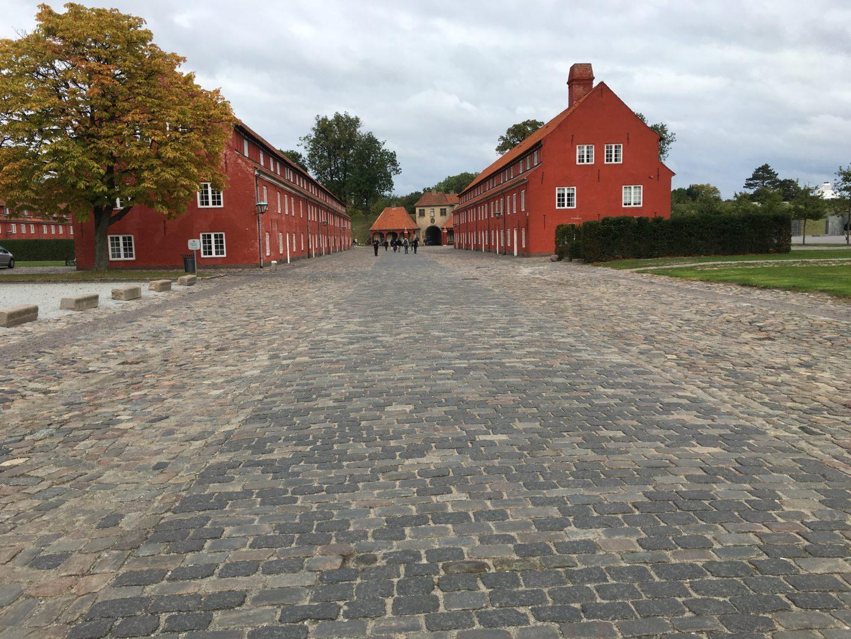 Citadelle Copenhague Kastellet