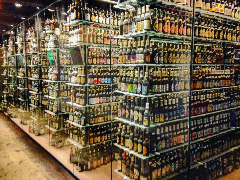 Exbeerience Carlsberg Bière Beer