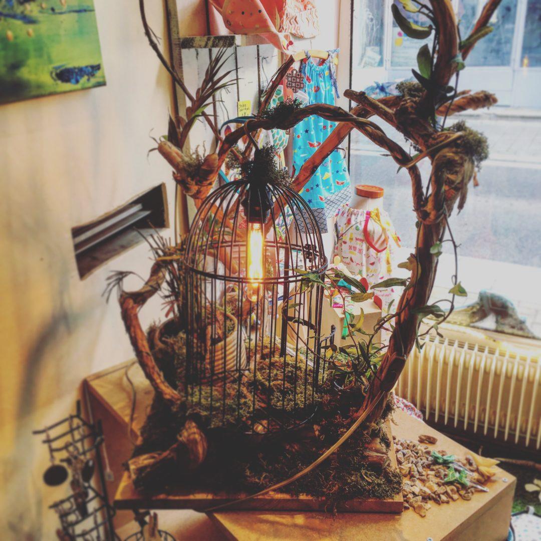 lampe lamp Espace des Créateurs Valenciennes