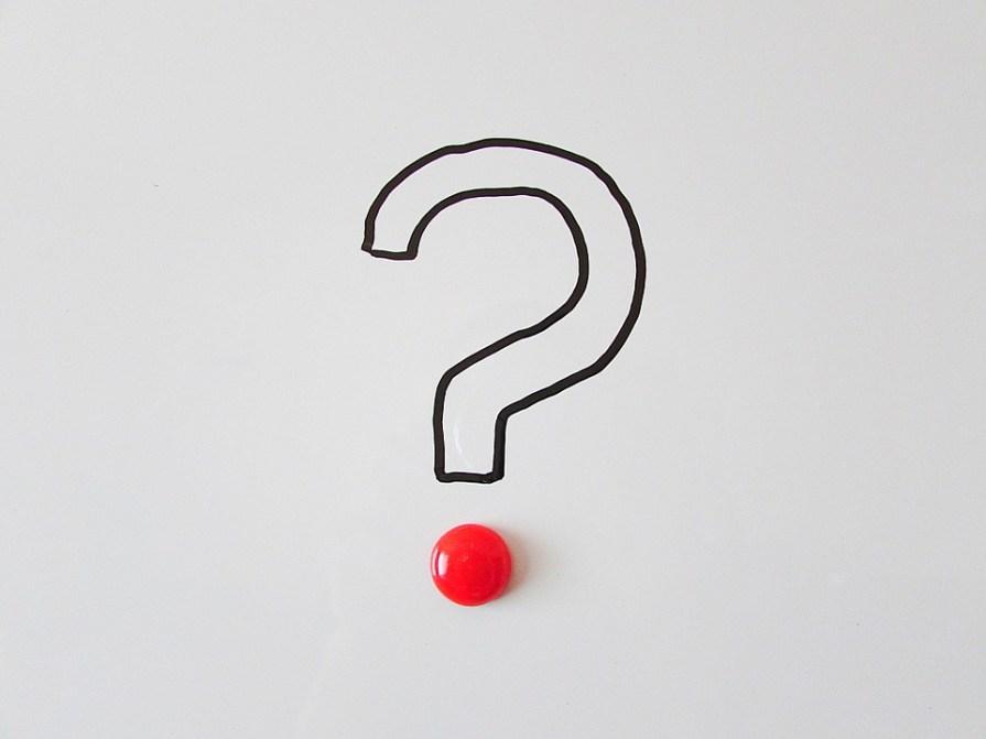 question point interrogation votre avis