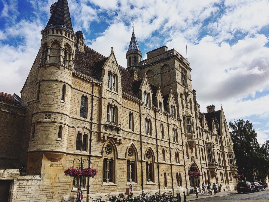 Oxford Balliol College