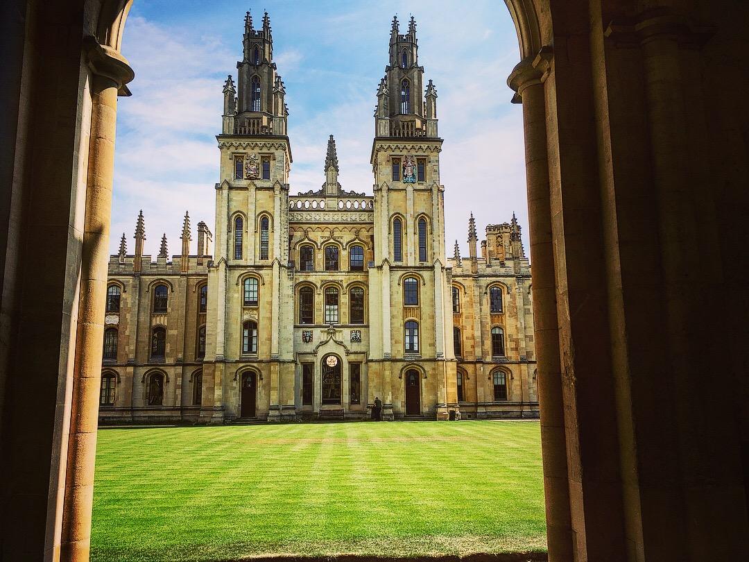Oxford College Slow World