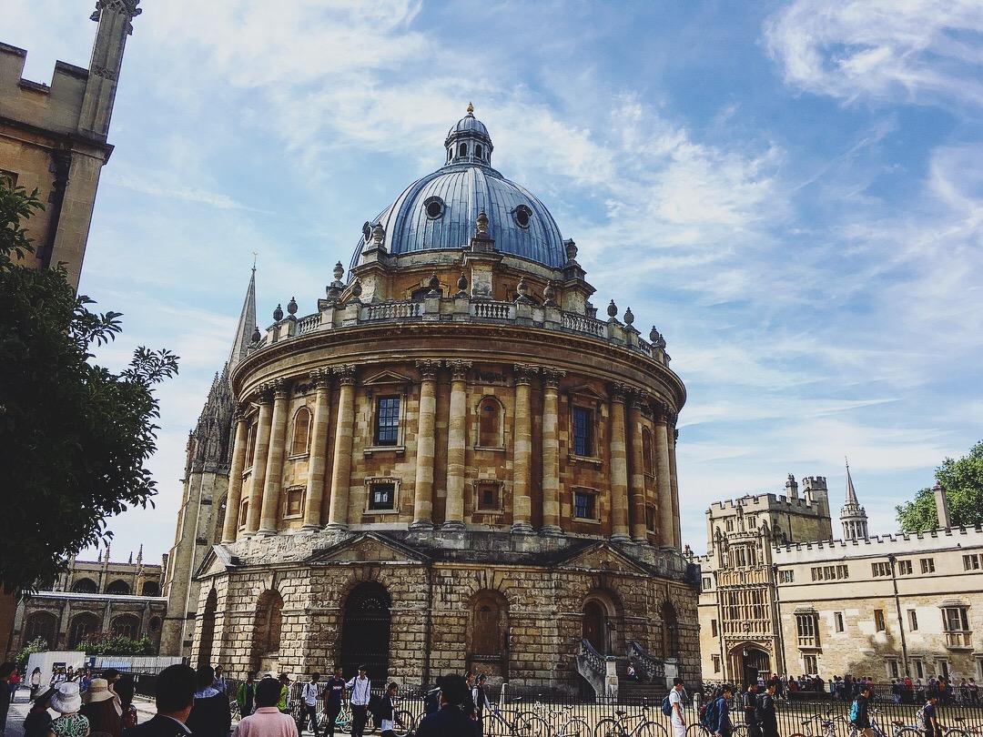 Oxford Radcliff Camera Slow World