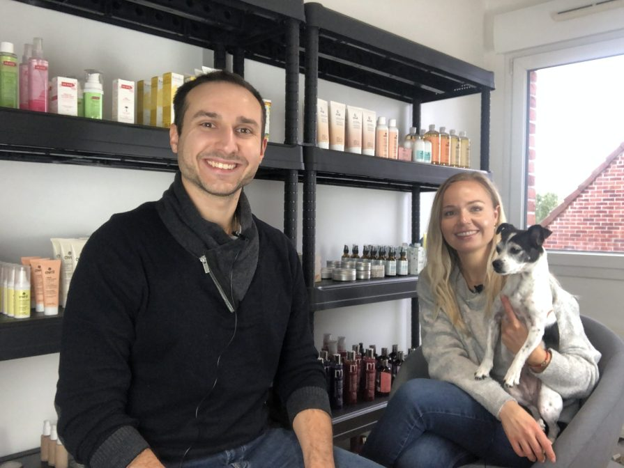 Interview Abril & Amy Cosmetiques Vegan