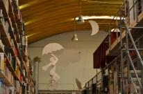Livraria Ler Devagar @LX Factory, Lisbon, Portugal. August 2013 Photo: ©SLOWAHOLIC
