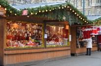 Viena. Târgul de Crăciun de la Rathaus. Vienna. Rathaus Christmas Market. Dec. 2013 Photo: ©SLOWAHOLIC