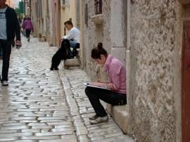 Rovinj, Croatia. Photo: ©SLOWAHOLIC