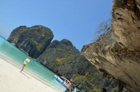 Maya Beach, Koh Phi Phi. Photo: ©SLOWAHOLIC