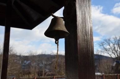 Clopoțel tăcut. Silent bell. Măneciu, România. Ian. 2015. Foto: ©Slowaholic