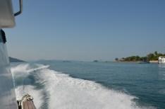 On the way to Ko Phi Phi. Photo: ©Slowaholic