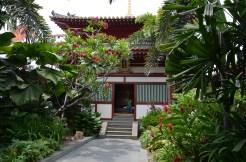 Templul chinezesc. Singapore. Foto: ©Slowaholic