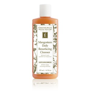 Eminence Mangosteen Daily Resurfacing Cleanser at Slow Beauty Eco Salon Canberra ACT