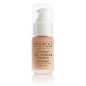 Éminence Organics Mangosteen Daily Resurfacing Concentrate at Slow Beauty Eco Salon Canberra ACT