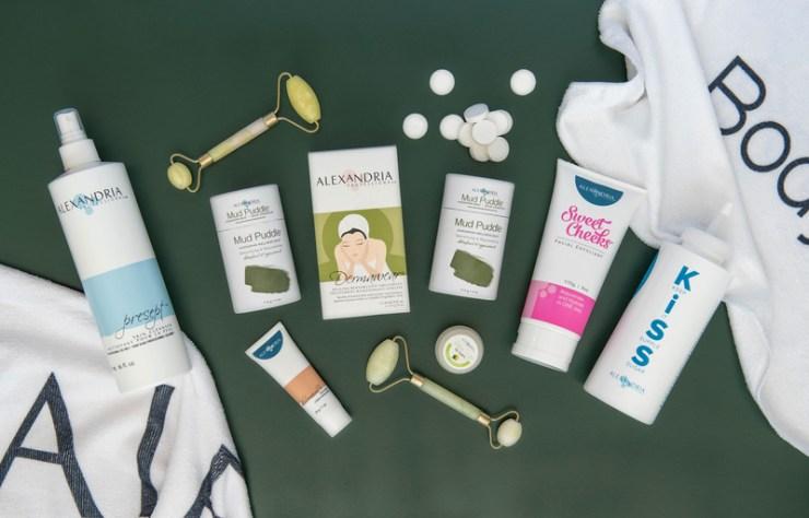 natural skincare, Slow Beauty Eco Salon