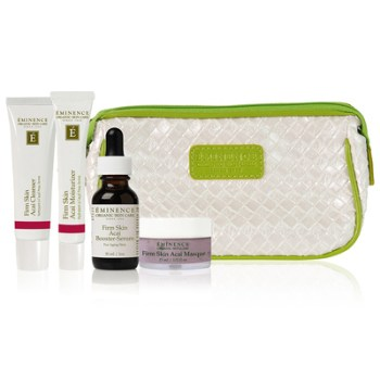 Eminence Organic Skin Care Firm Skin Starter Set at Slow Beauty Eco Salon in Canberra