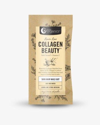 Collagen Beauty™ Lemon Lime Sachet at Slow Beauty Eco Salon in Canberra