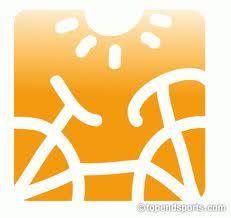bike and sun