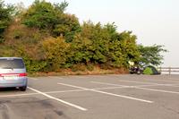 亀老山展望公園駐車場