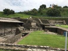 cholula ruins