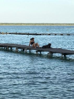 bacalar dock