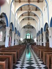 Juayua church