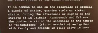 granada museum words