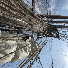 tall ships rigging