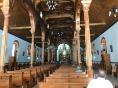 guatepe church inside