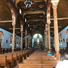 guatepe church inside