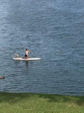 lake SUP geneva