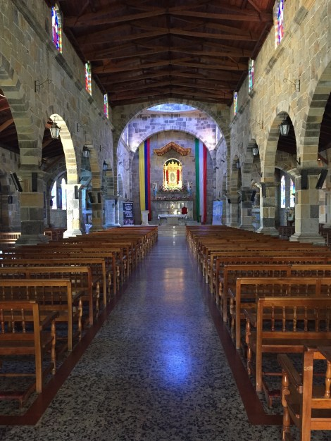 a church beautiful