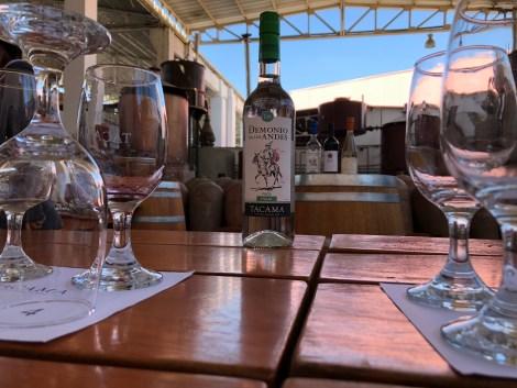tacama vineyards pisco