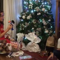 friends kids christmas