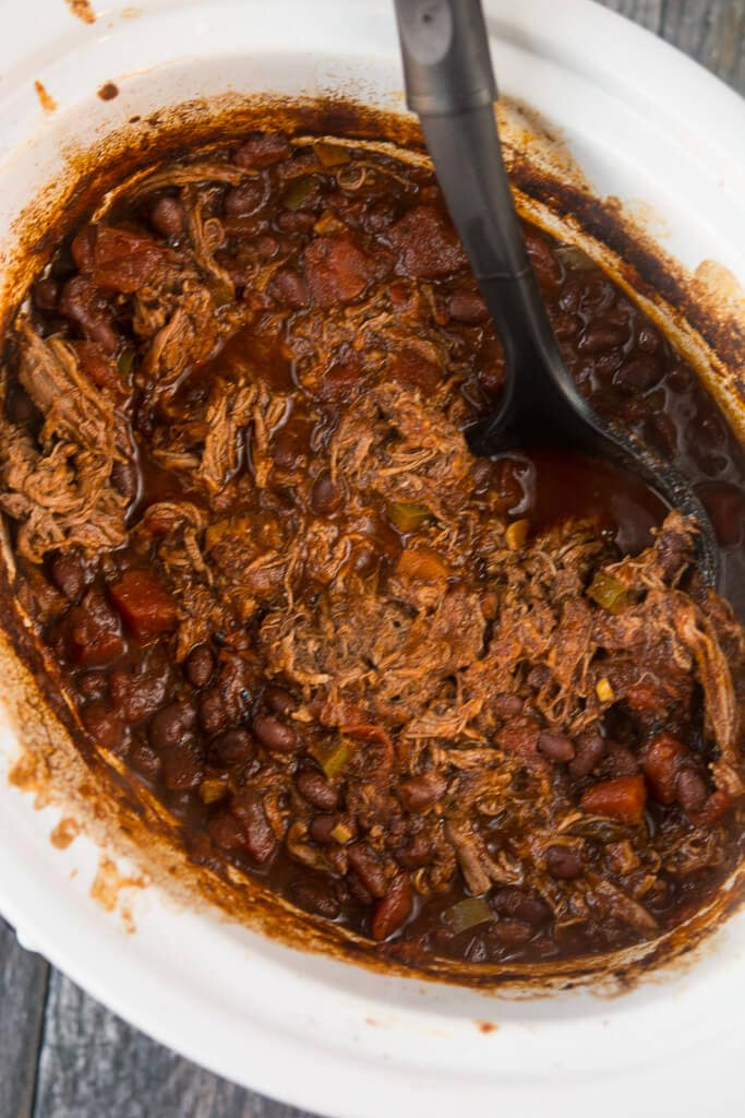 Slow Cooker Beer Chili