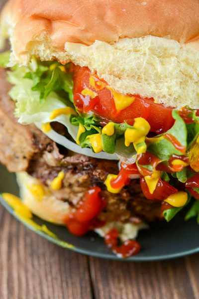 Slow Cooker Meatloaf Sandwich
