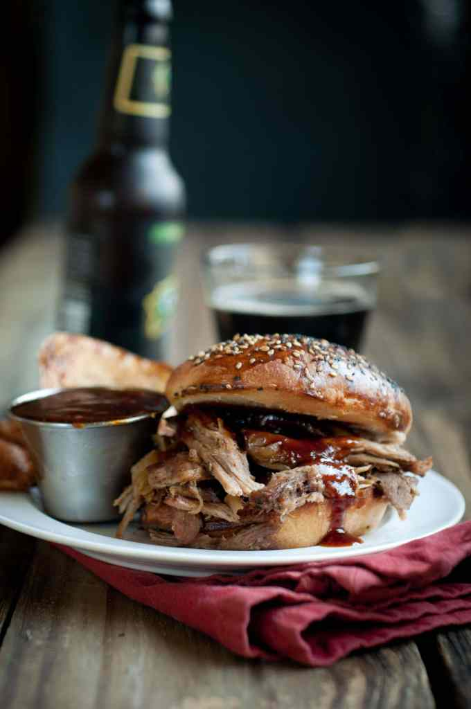 Crock Pot Apple Cider Pulled Pork