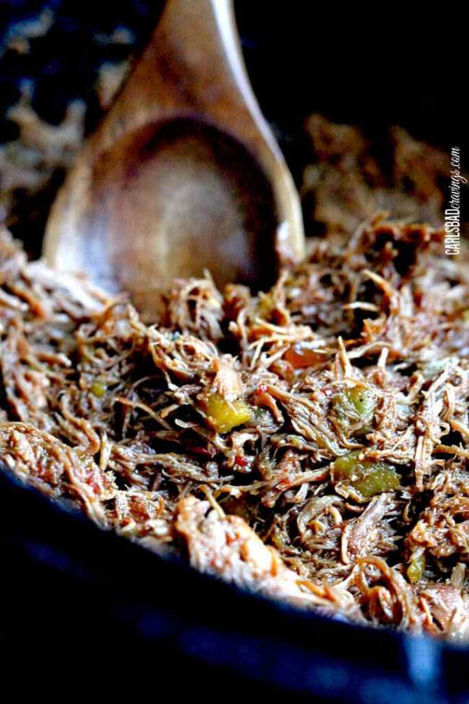 Chipotle Sweet Pulled Pork
