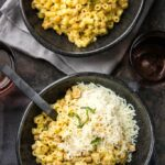 Slow Cooker Butternut Squash and Chickpea Pasta