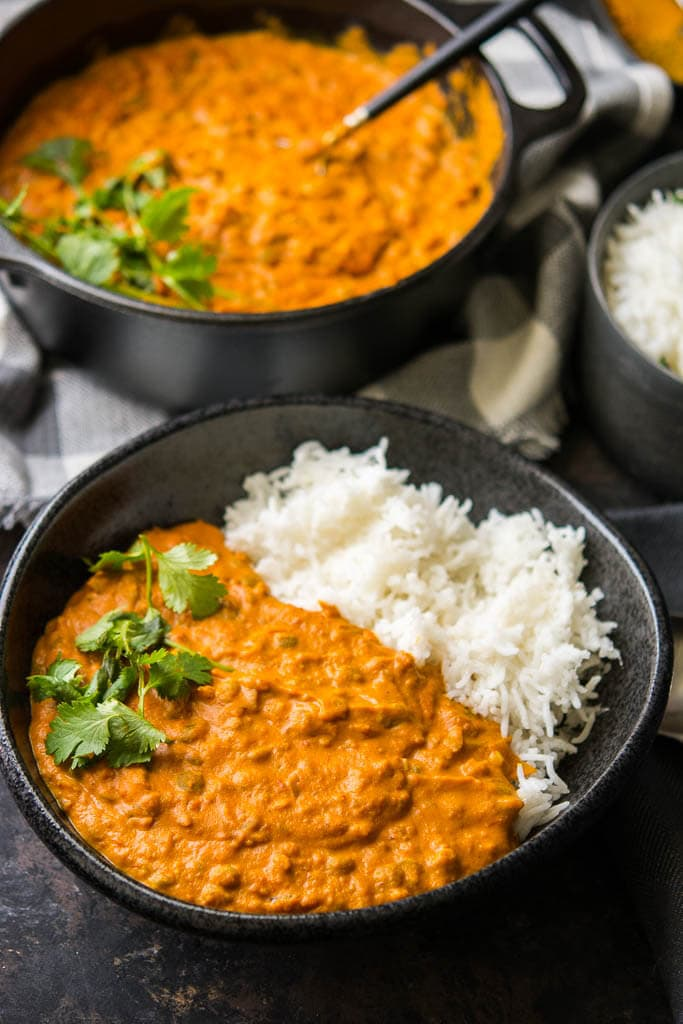 Slow Cooker Split Pea Curry