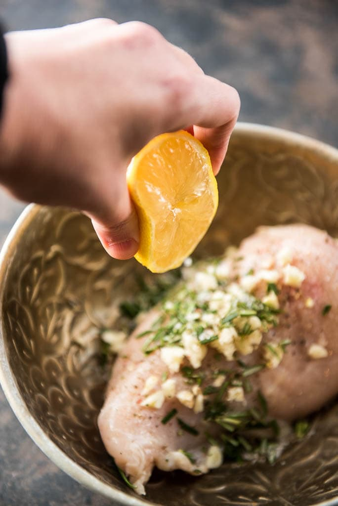 Slow Cooker Greek Chicken Pita Wraps