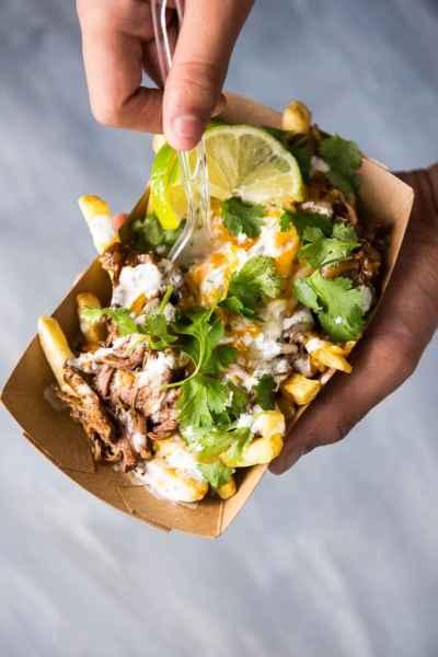 Food Truck Friday: Enchilada Chili Cheese Street Fries