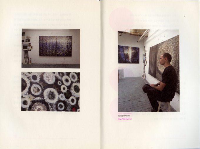 Randall Stoltzfus Katie Bomi Son New York Artists Studio Visit 238