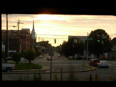 SunsetTrain