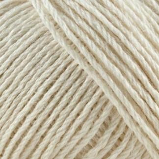 Økologisk bomuld, superwash uld og pesticidfri nældefibre. Økologisk garn. Præstø