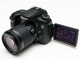 camera canon 70d
