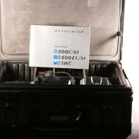 Hasselblad 500C/M mit ZEISS Objektiven